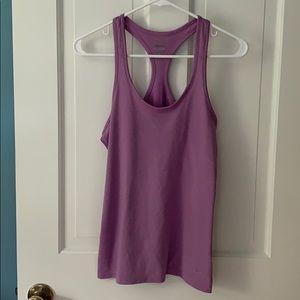 Nike purple tank